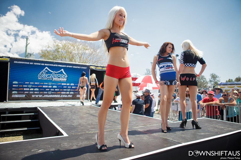 Jamboree 2012 - Promo Girls
