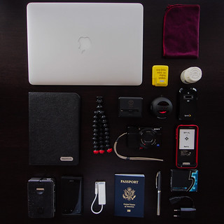 What's In Your Bag - World Edition