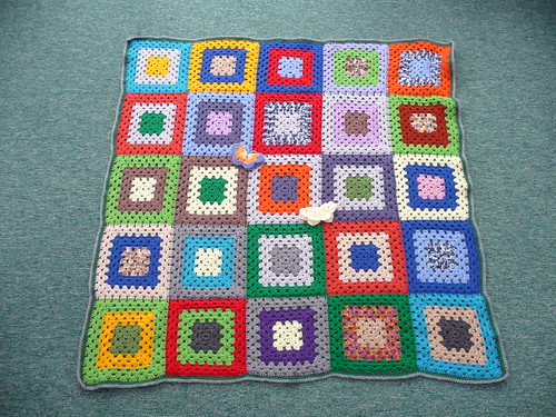 What wonderful Granny Squares!