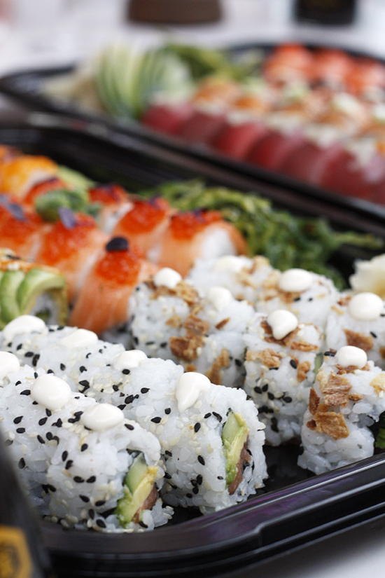 sushi skål koskikeskus
