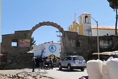 Bolivia-Peru Border Crossing