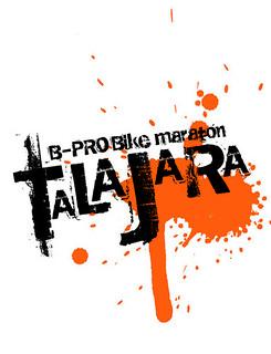 Logo talajara 2012 negro