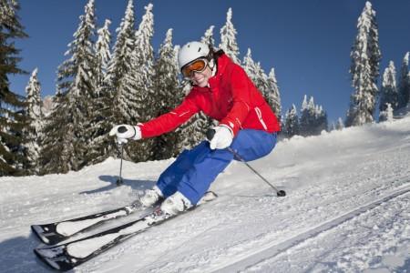 Ski amadé: největší wi-fi síť a výuka lyžování rybí metodou
