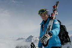 Šárka Záhrobská už lyžuje - v Argentině