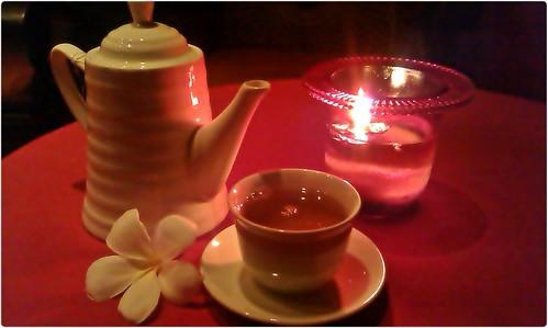 Chrysant Flower Tea