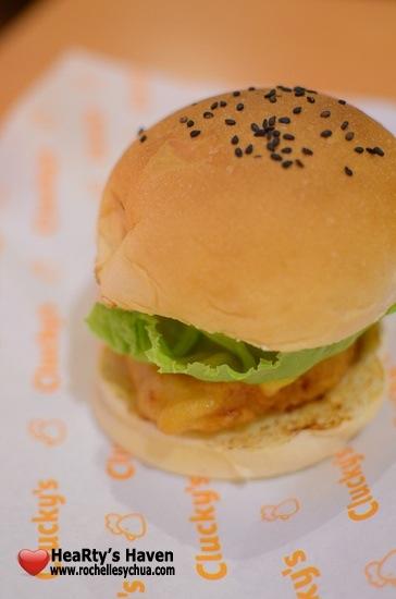 Clucky's Burger