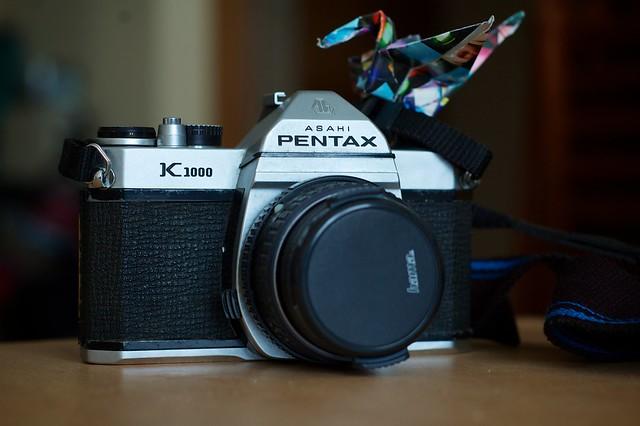 270/366: Pentax K1000