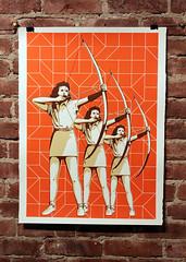 Archers - Orange