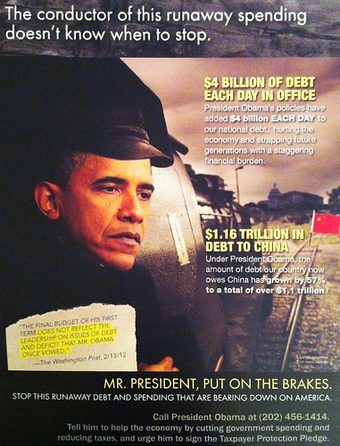 Racist Obama The Debt Killer