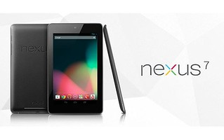 Nexus7届いたー!