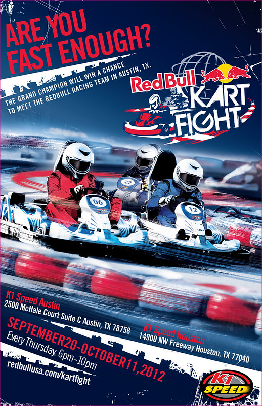 8033196384 2cbc5eb316 c Week 1 Results: Red Bull Kart Fight/ TEXAS