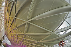 London King's Cross Concourse Architecture