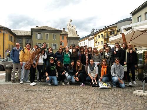 Scambio culturale Pinchetti