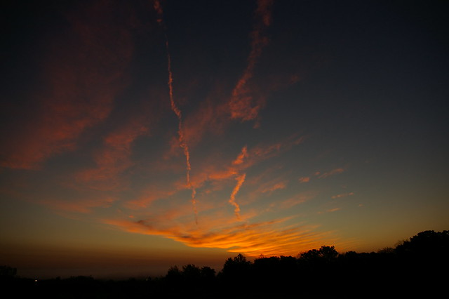 Harvest Moon Sunrise