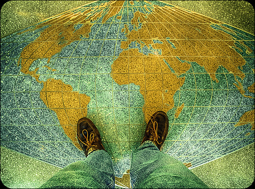 12 09 24 Sinusoidal Projection and Feet