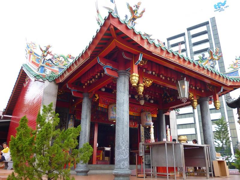 Tuo Pek Gong temple, Kuching