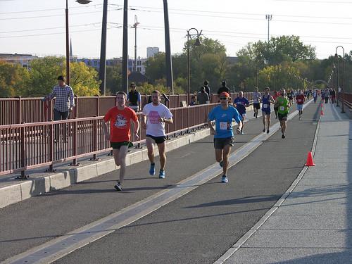 2012 Big Gay Race running start