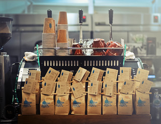 Blue Bottle Coffee Co. ~ Ferry Building, San Francisco