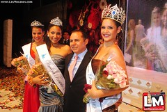 Coronación de la Reyna Patronales Rosario 2012