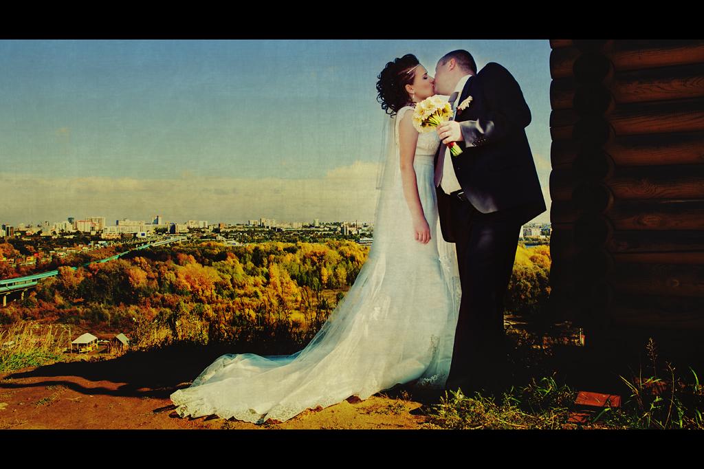 Свадебный день A&M