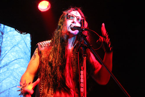 FF Death Metal Comedian Azzeroth the Jovial