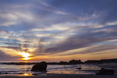 Estero Bluffs Sunset