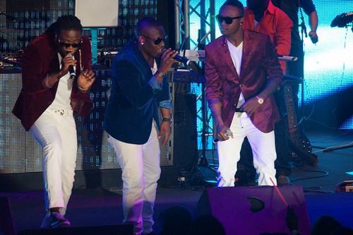 ludacris concert in Ghana