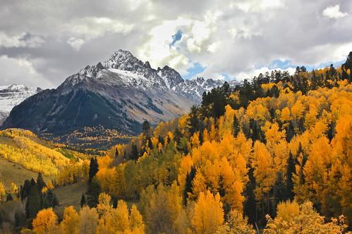 color fall colorado sanjuans sneffels