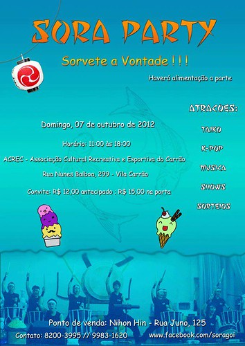 Sora Party