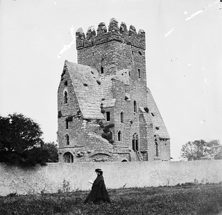 Any ideas? Yes! St. Doulagh's Church on the Malahide Road, Dublin