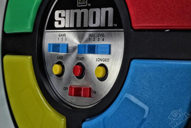 Vintage Simon Says