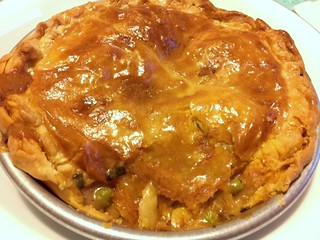 Blushing-Cream Roast Chicken & Red Curry Pot Pie1