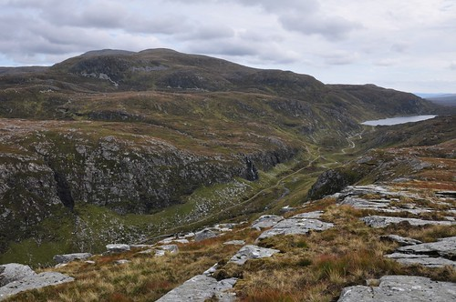 Beinn Leoid above Glen Coul