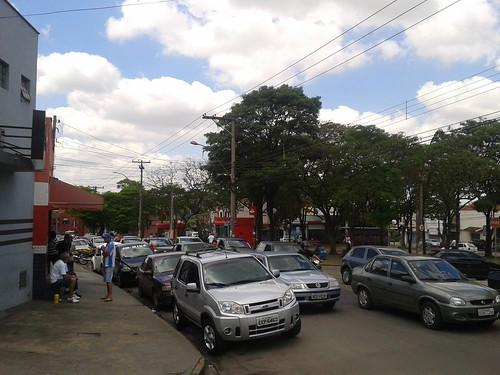 Trânsito em Santa Terezinha