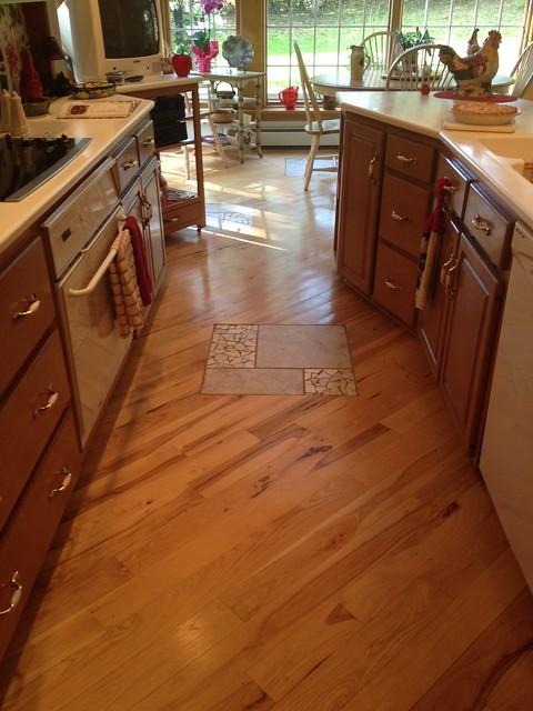 Natural Hickory Flooring Home Depot