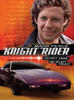 Mark Pesce as Knight Rider in The See Kitt Project