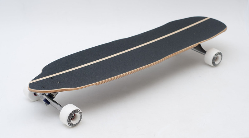Lush Longboards Pinnacle
