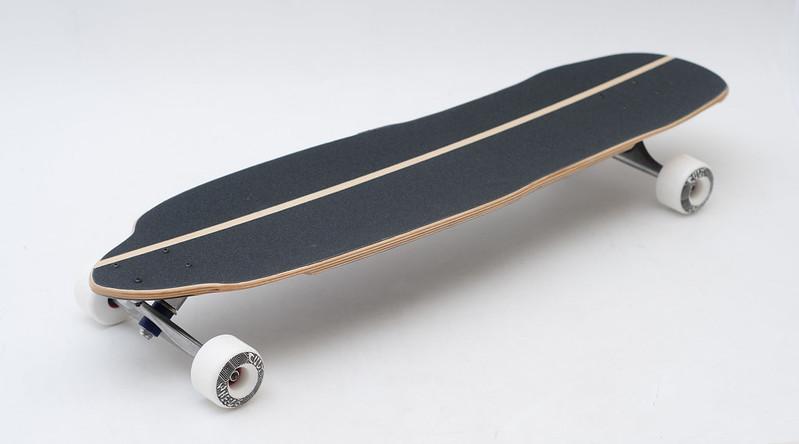Lush Longboards Pinnacle