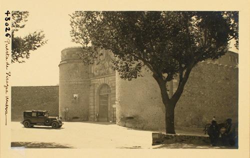Fotografía de Loty en los años 20. © Diputación de Toledo