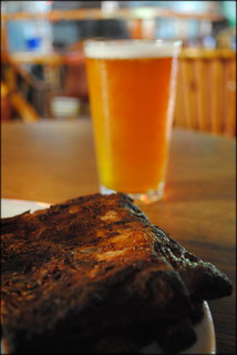BBQ Ribs & IPA - Skyway Inn - Zigzag, Oregon