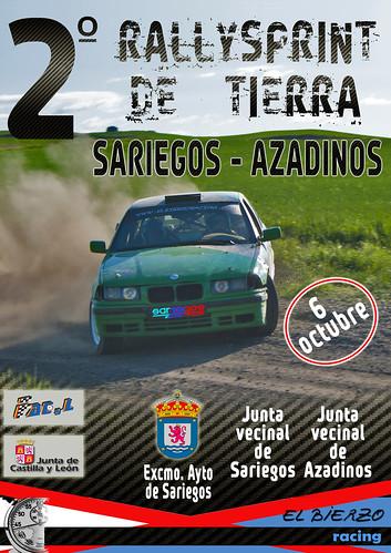 2º rallysprint tierra sariegos-azadinos 2012