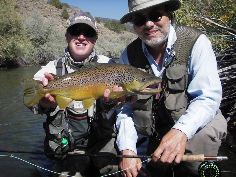 Mammoth fly fishing east walker river for Mammoth fishing report