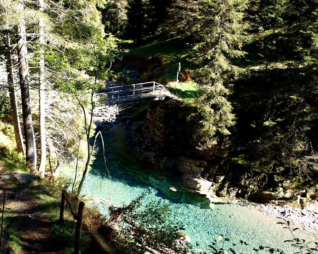 Wandern im Calanca-Tal