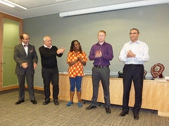 5 great Humorous Contestants Area 59. London Toastmasters by Julie70