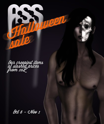 A:S:S Halloween sale 2012 by Photos Nikolaidis