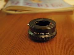 PentaxQ + Standard Prime 8.5mm f1.9