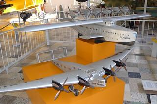 Junkers G 38 und Dornier Do X