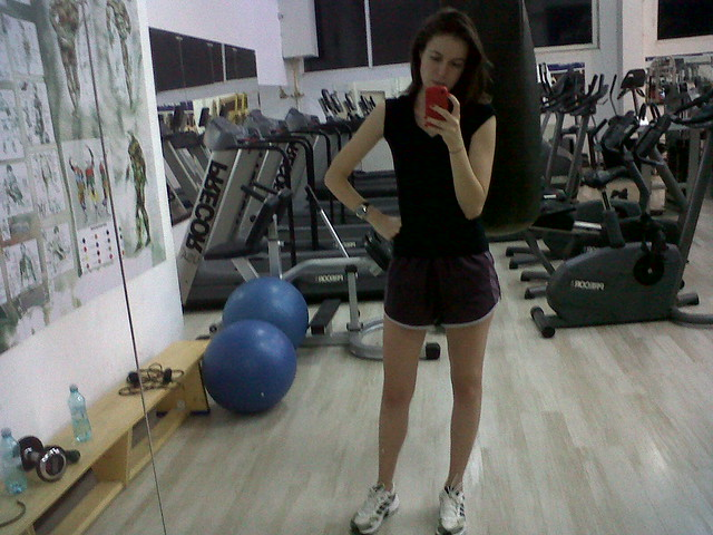 W.A.H WhatAboutHarlequins at the gym