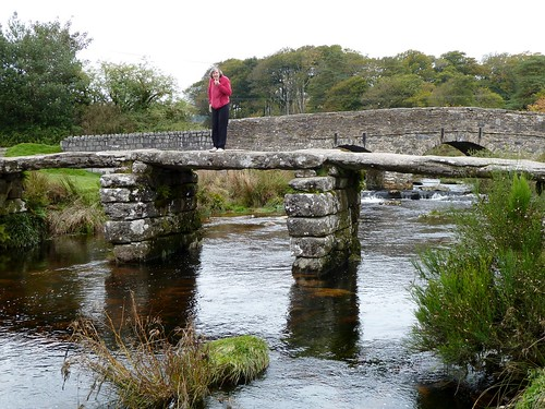 Clapper Bridge, Postbridge
