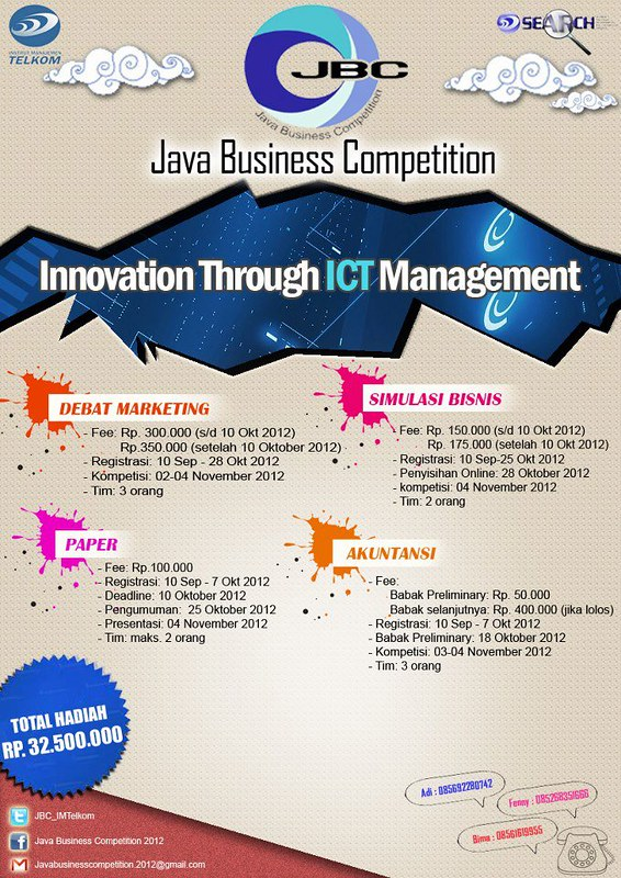 java business competition
